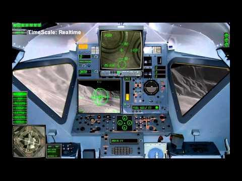 Lunar Flight - Lost Cargo |
