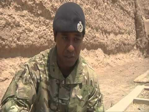 My Job in Afghanistan: Bomb Disposal Advisor
