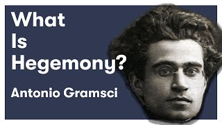 An overview of italian communist antonio gramsci's contribution to the theory ideology.especially, concept hegemony as described in prison note...