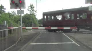 Lydney A48 Level Crossing