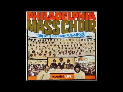 He Did It All-The Philadelphia Mass Choir-GMWA