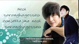 Kang Ha Neul - I choose to love you (cover) [with lyrics & English translation]