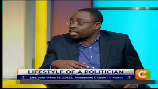 Power Breakfast: Lifestyle of a politician