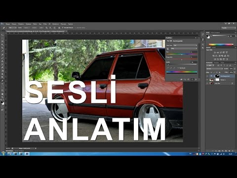 Modifying cars with Photoshop CS6 (very simple)
