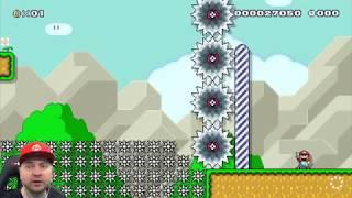 Super Mario Maker: ещё пара годных NES REMIX