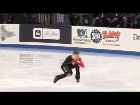 2014 US National Figure Skating Championship - Eric Sjoberg, Novice Men SP