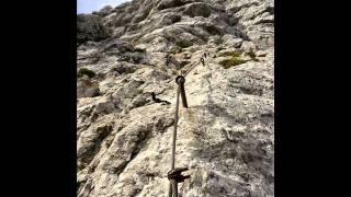 MALA MOJSTROVKA 2332 m - climbing