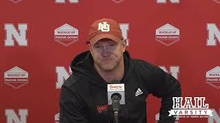 Nebraska Football: Scott Frost Talks Quarterback Competition and More