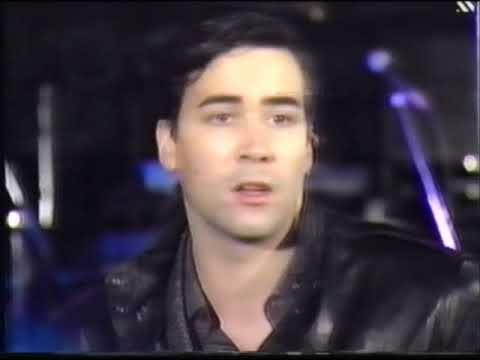 The Human League - Interview (Crash Tour) 21st Nov 1986 Calendar Filmed At The Limit