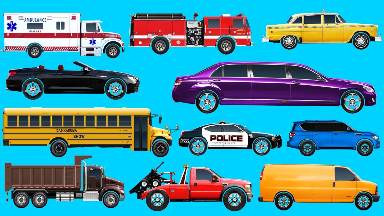 Learning Street Vehicles