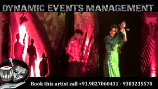 Big Fat Indian Wedding Hindi Sindhi Punjabi Singer Performer