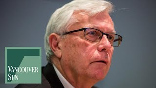 Clerk Craig James retires after Legislature probe | Vancouver Sun