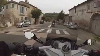 sortie 3 roues CAN-AM SPYDER RSS Franck & MP3 500 Tierry 04-10-2015