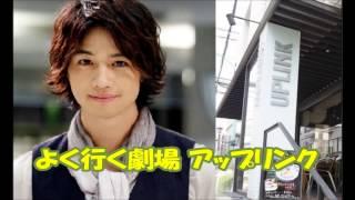 斎藤工さんが一番行く劇場は渋谷アップリンクなんですね(*^_^*) 西島秀...