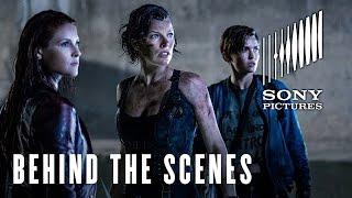 Resident Evil: The Final Chapter - The Mechanic - Starring Ruby Rose - At Cinemas February 3
