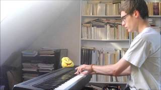 Metal Gear Solid - Piano Cover (MP3 & Sheet music)