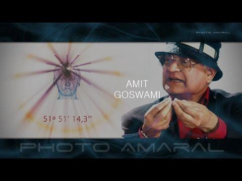 Ativismo Quântico - Amit Goswami   HD Brasil
