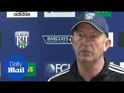 Pulis: Berahino can join top club only for right price (Archive) - Daily Mail