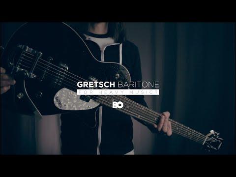 "Gretsch Jet BARITONE • 29.75"" (COUNTRY or CRUSHING?)"