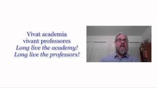 Gaudeamus Igitur: A Modern Version by Keith Massey, PhD