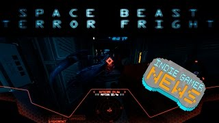 Space Beast Terror Fright - Gameplay - Alien inspired rogue like