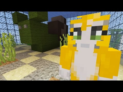Minecraft: Xbox - Building Time - Aquarium {60}