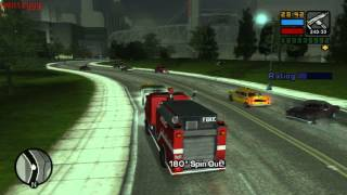 GTA: Liberty City Stories (PS2): Mission #53 - Karmageddon
