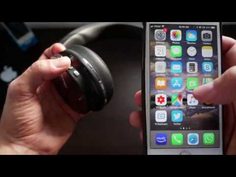 How To Connect Wireless Headphones To Iphone 2019 Youtube