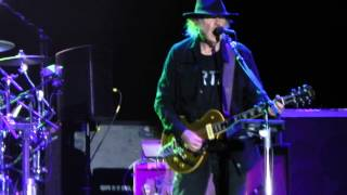 Neil Young Barolo July 21 2014 Psychedelic Pill and Cortez