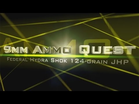 9mm Ammo Quest: Federal Premium Hydra Shok - The Truth About Guns