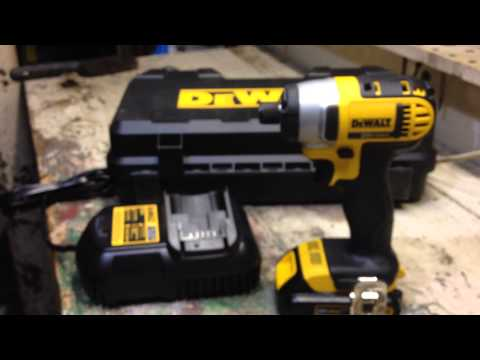 DeWalt 20v MAX tools and lithium ion batteries (review, gripes, and likes) from YouTube · Duration:  13 minutes 7 seconds