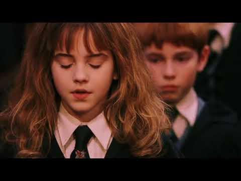 Hermione   Sorting Hat Ceremony