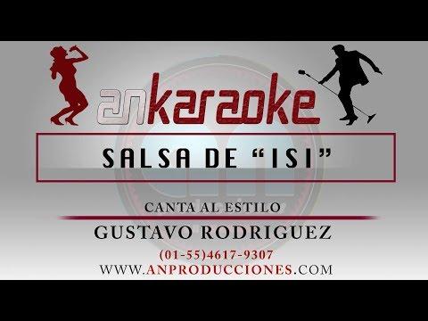 Isi - Salsa - Karaoke