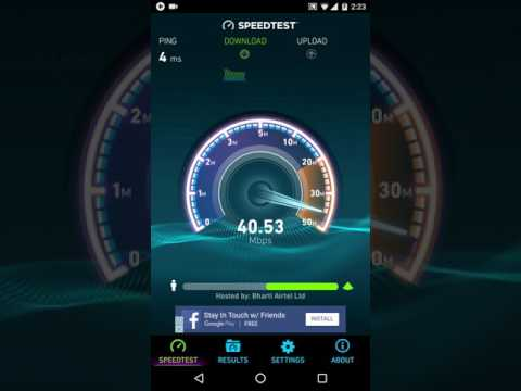 HYDERABAD, INDIA'S FASTEST AFFORDABLE INTERNET SPEED TEST