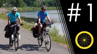 #1 Na kole k hranicím Afriky - Hurá za třetím členem výpravy