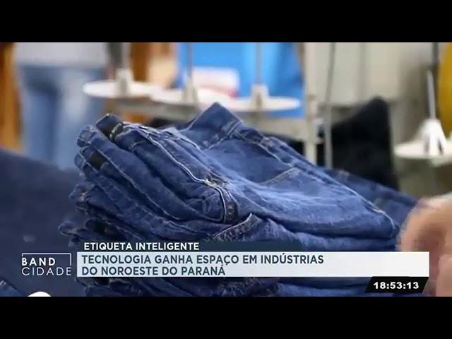Tecnologia iTAG ganha destaque na TV Band