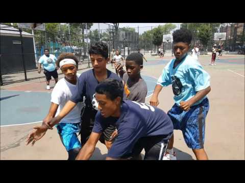 Young men  Bronx summer league