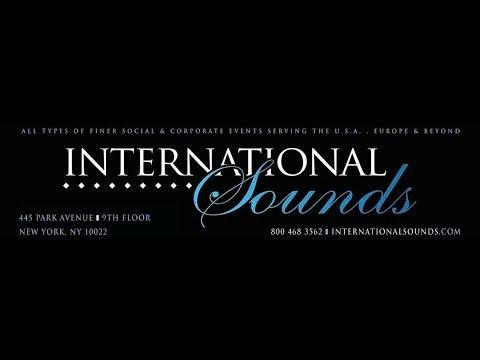 INTERNATIONAL SOUNDS DJ NYC ITALIAN WEDDING CLIP 2