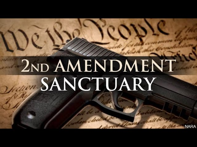 These 8 States Could Form The Interstate Compact on 2nd Amendment Sanctuary.