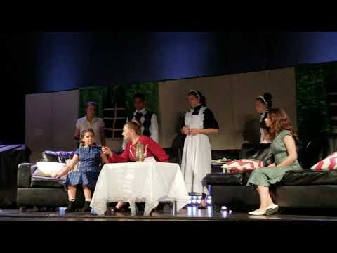 "Champion preparatory Academy presents "" Mayhem at mystery theater"" act 3 of 3"