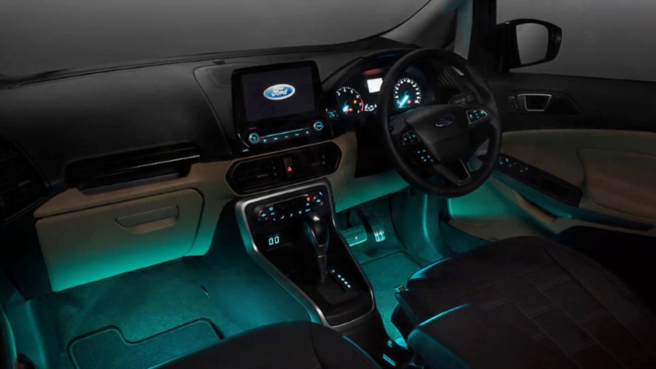 New Ford Ecosport India Accessories List And Price Details