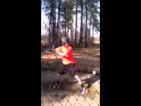 IMG 2070 Daniel McKenney Tidewater Academy Batting cage
