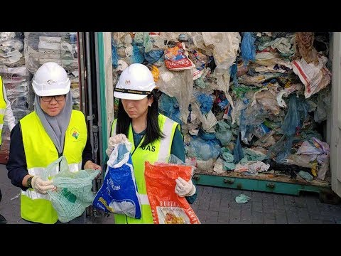 Canada's plastic waste: issues and solutions