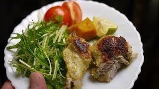 タンドリーチキン,tandoori chicken♪簡単やわらかしっとり 1日タレに漬...