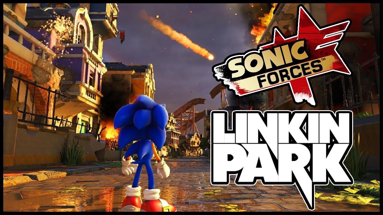 Google themes linkin park - Linkin Park Sonic Forces Main Theme Mashup