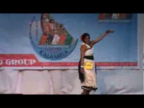 Folk Dance - Blessy Babu - UKKMA 2012 First Prize