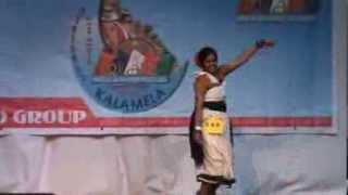 Folk dance - Blessy Babu - UKKMA 2012 First Prize