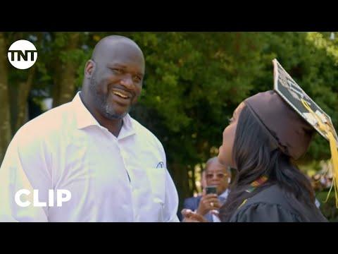 Shaq Life: Shaq Attends His Daughter's Graduation [CLIP] | TNT
