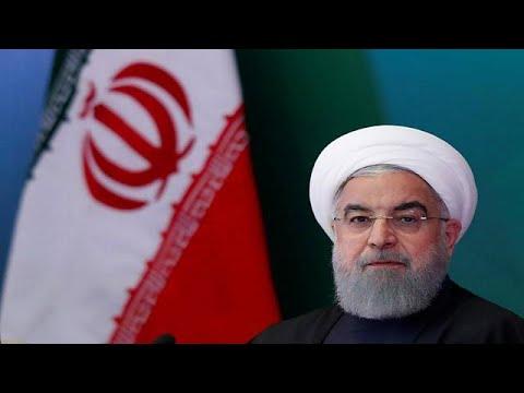 يورو نيوز:روحاني في يوم الجيش: