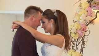 Бракосочетания в день влюбленных